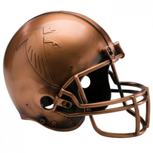 BronShoe-Football Helmet